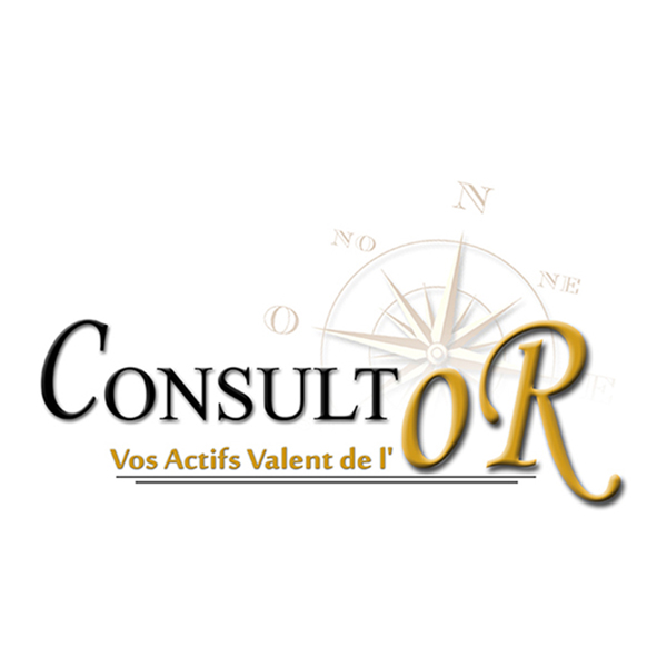 Création Logo Consult'Or